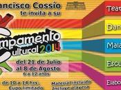 Campamento Cultural verano Museo Francisco Cossío