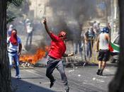 Disturbios tras funeral palestino asesinado Jerusalén