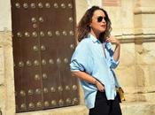 Outfit Blue shirt