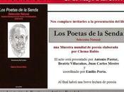 Presentación Madrid: poetas Senda
