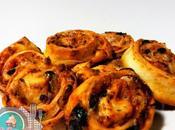 (2.Recetas Ramadán 2014) Pizza forma caracolas