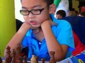 Éxito ajedrez base canario Campeonatos España