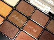 BEP421 Traditional Eyeshadow Palette L.A. COLORS Review Swatches