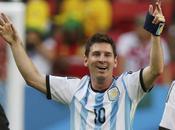 "Messi: ""Prefiero Mundial ganar Bota Oro"""