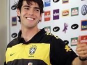 Kaká, nuevo jugador Paulo