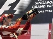 Alonso gana singapur encamina hacia título mundial