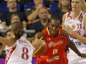 Hammon vuelve frustrar España enfrentará Francia cuartos