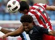 Goles africanos empate entre Almería Málaga