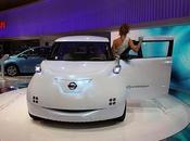 Nissan Townpod Concept cero emisiones