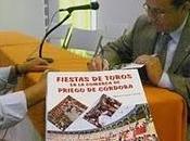 Forcada presenta nuevo libro 'fiestas toros comarca priego'