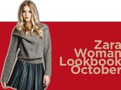 Zara Woman Lookbook October