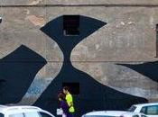 """Arte urbano """"42º Latitud Arte"""", Tudela, Navarra."""