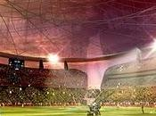 Qatar 2022 presenta sería estadio para inauguración Mundial