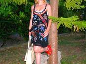Zara dress look