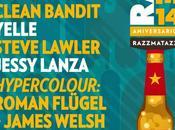 Razzmatazz prepara aniversario cartel lujo: Yelle, Clean Bandit...
