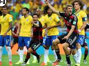 Histórico Alemania Brasil semifinal 2014