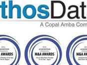 EthosData ganador premios internacionales 2014 M&A Awards
