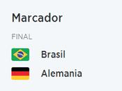 Alemania fulmina Brasil- #FifaWorldCup