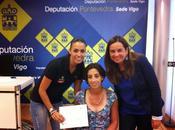 Diputación Pontevedra entrega subvención Centro Deportivo Puente Fundación Isidre Esteve Vigo (iFit Center) otras asociaciones personas discapacidad