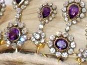 Tiara/Collar Amatistas Casa Real Noruega