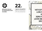 Second, Sexy Zebras, Full Napoleón Solo suman Alhambra Sound 2014