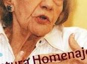 Lectura Homenaje María Matute