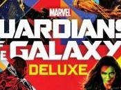 Marvel lanzará tres bandas sonoras Guardianes Galaxia