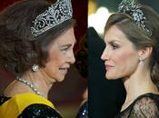 abismo entre Reina Sofía Letizia