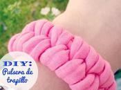 DIY: Pulsera trapillo