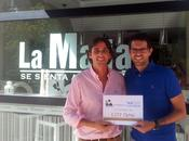cadena restaurantes Mafia sienta mesa' patrocinará Campus Selección Fundación Alberto Contador