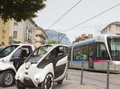electromovilidad compartida llega Grenoble