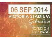 Gibraltar Music Festival 2014: Script, Rita Ora, Roger Hodgson, John Newman, James Arthur...