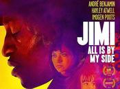 """Primer póster biopic """"jimi: side"""""""