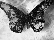 Mariposas negras, mariposas blancas.
