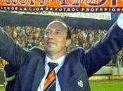 Rafael Benitez entrenador Valencia 2001-2004