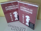 ¡Sorteamos ediciones coleccionista tumba luciérnagas'!