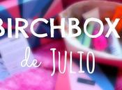 Birchbox Julio 2014: Summer Nights