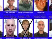 criminales buscados Policía Guardia Civil.
