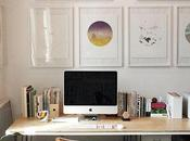 Decoration: Work space
