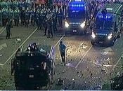 Fuertes disturbios Buenos Aires tras derrota Argentina