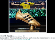 James Rodríguez, bota #FifaWorldCup