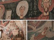 Pinturas románicas Sant Cerni Baisca (Lleida)