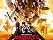 """Póster español """"machete kills"""""""