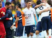 complicaciones, Francia venció Nigeria clasificó cuartos