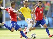 través tiros desde punto penal, Brasil convirtió primer clasificado octavos