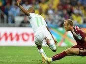 Argelia empato Rusia clasificó octavos