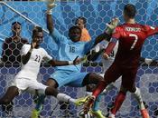 Portugal ganó pero alcanzó, derrotó Ghana