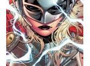 Marvel Comics anuncia Thor pasará mujer