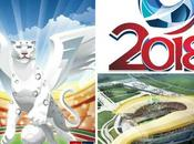 FIFA conocer afiches estadios sedes mundial Rusia 2018
