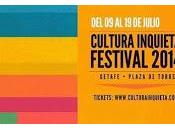 Cultura Inquieta prosigue Manu Chao, George Clinton Parliament Funkadelic, Calexico...
